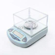Analytical Balance 200 x 0.001 g 1 mg Lab Digital Precision Scale CE Certificate