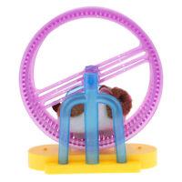 Plüsch Hamster Spielzeug mit Laufrad, Elektronische Haustiere Interaktives
