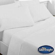 Linge de lit et ensembles blancs Silentnight