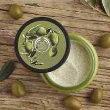 The Body Shop Olive Exfoliating Cream Body Scrub Travel Size 50 mL 1.7 oz NEW