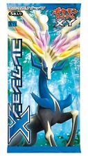 New Pokemon Card Xy Booster Part 2 Wild Blaze Sealed Pack Xy2 Japan