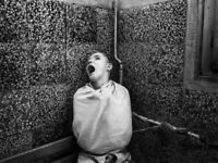 Antique Asylum Rubber Room Photo 344 Oddleys Strange & Bizarre