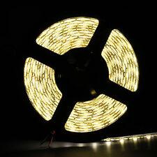 Power+Dimmer+5M (3528 / 5050) 300 LED Light Strip White Red Blue Non-Waterproof