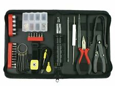 Rosewill 45 Pieces Premium Computer Tool Kit, Black Zipper Case