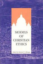 NEW Models of Christian Ethics by Michael Allsopp