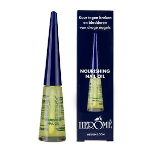 HEROME Nourishing Nail Oil 10mL - Treatment for healthy, resilient nails.
