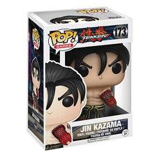 Tekken Jin Kazama Pop! Games Vinyl Figure Funko NIB new in box 173 NIP