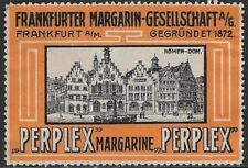 German Cinderella: 1920s Frankfurt Margarine-Gesellschaft, Cathedral - cw47.30