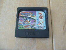 SEGA GAME GEAR - SONIC THE HEDGEHOG 2 - Sonic Tails  - CARTRIDGE ONLY - TESTED