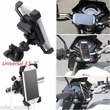 """3.5-7"""" Phone GPS LED Mount Holder with USB Charger for Bike Motorcycle Universal"""