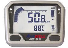 Acewell ACE-3250 / ACE-3254 digital speedometer Tachometer NOT Trailtech Vapor