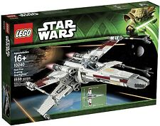 LEGO Star Wars Red Five X-Wing Starfighter 10240 Retired Ultimate Collector UCS