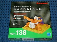 Kawada Nano Block Sumo Yokozuna Wrestler Nbh_138 300pcs Bic Camera Limited Japan