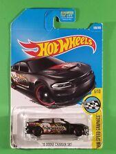 Hot Wheels - '15 Dodge Charger Srt (Black)