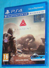 Farpoint - Sony Playstation 4 PS4 VR - PAL