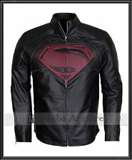 Batman V Superman Dawn Of Justice Movie Leather Jacket Superhero Costume