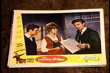 DREAM MAKER 1964 LOBBY CARD #7 TOMMY STEELE