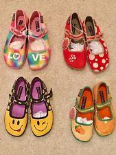 ON SALE Hot Chocolate Design Chocolaticas GirlShoes Mary Jane Flats Size 8.5,13