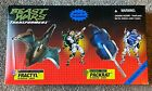 1997 Transformers Beast Wars Botcon 97 exclusive Fractyl and Packrat MIB