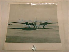 English Electric A.1 CANBERRA, Jet Bomber Bombardiere 1949 Rolls Royce AVON