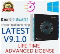 iZotope Ozone Advanced 9 Full Version For Windows ✅ Fast Delivery 📩