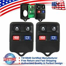 2X New Keyless Entry Remote Control Key Fob for Ford Expedition Taurus 3.5L V6