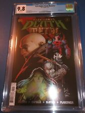 Dark Nights Death Metal #5 Great Foil A Cover CGC 9.8 NM/M Gorgeous Gem Wow