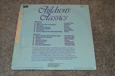 "New listing Childrens Classics - 12"" Vinyl Album - STMP 9013"