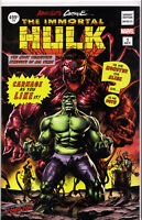 ABSOLUTE CARNAGE: IMMORTAL HULK #1 (NYCC 2019 VARIANT) COMIC BOOK ~ Mico Suayan