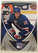 MARC STAAL RC UPPER DECK ROOKIE CLASS 2007-08 #8 - New York Rangers