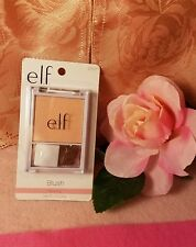 E.L.F BLUSH  WITH BRUSH BLUSHER CONTOURING  HIGHLIGHTER SEALED