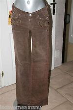 luxueux pants pantalon velours FOR ALL MAN KIND T 27 (38) NEUF/ÉTIQUETTE V. 505€
