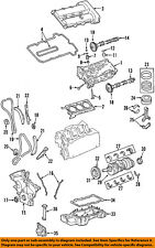 Lincoln FORD OEM 00-01 LS-Intake Camshaft Cam 1W4Z6250CA
