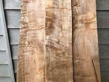 CURLY figured  MAPLE Lumber