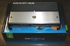"JL AUDIO XD700/5v2 5-CHANNEL CLASS D CAR AUDIO AMPLIFIER ""BRANDNEW"""