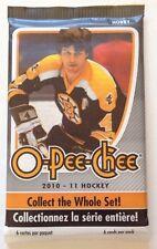 2010-11 Upper Deck O-Pee-Chee Hockey HOBBY Pack Bobby Orr Sidney Crosby Auto?