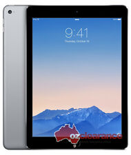 "PRE-OWNED Apple iPad Air 2 64GB, Cellular, 9.7"" inch Space Grey Unlocked -"