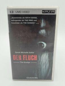 The Grudge - Der Fluch UMD Universal Media Disc Sony PSP