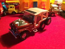 Corgi Toys Jeep Golden Eagle