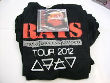 RATS - METAFISICO EQUIVOCO EP - CD SIGILLATO 2012 + T-SHIRT TOUR SMALL SIZE
