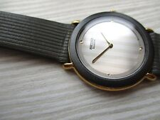 ladies seiko vintage watch, running rare 16mm seiko strap ,QUARTZ
