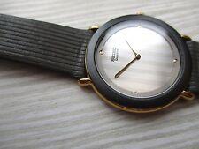 ladies seiko vintage watch, running rare 16mm seiko strap ,QUARTZ