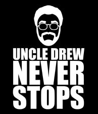 Uncle Drew Never Stops shirt Kyrie Irving Movie Brooklyn Nets basketball NBA