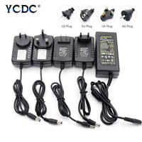 5V 1A-8A POWER SUPPLY ADAPTER CHARGER TRANSFORMER FOR STRIP LIGHT AUDIO/VIDEO 7