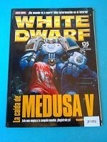 White Dwarf - Numero 135 en Castellano - JU52