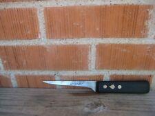 """Vintage 5"""" Blade *** FRIEDR HERDER ABR. SOHN *** Carbon Boning Knife GERMANY"""