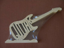 Guitar Electric or Acoustic  Hand Made Wooden Amish made Toy Puzzle  New