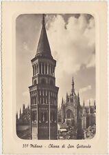 MILANO - CHIESA DI S.GOTTARDO 1955