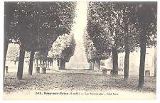 CPA 77 - BRAY SUR SEINE (Seine et Marne) - 163. Les Promenades - Côté Nord