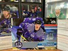 GLASGOW CLAN TRADING CARD SERIES 2 #7 ZACK FITZGERALD PLAYER CARD